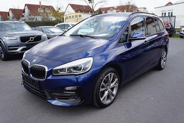 BMW 2er Gran Tourer - 216 i Sport Line*Navi*LED*18Zoll*PDC