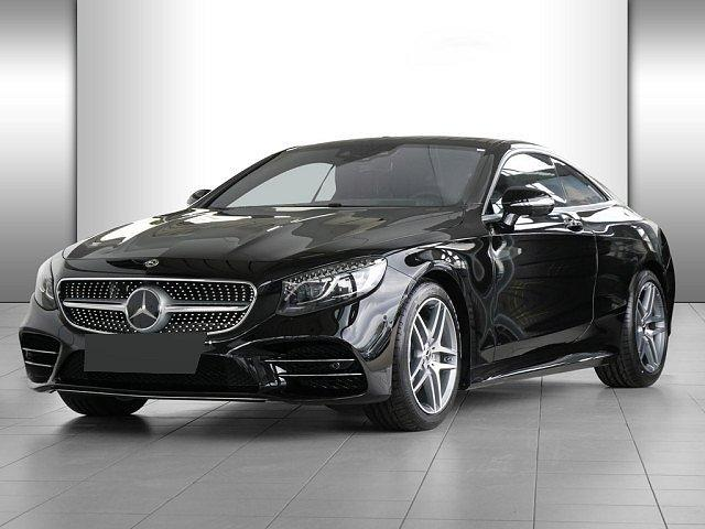 Mercedes-Benz S 560 - Coupe 4M AMG Line MY21 MagicSky Abstandst