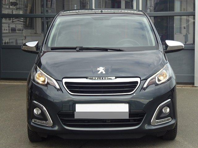 Peugeot 108 - Collection 1.0 +KAMERA+KEYLESS+BLUETOOTH+APP
