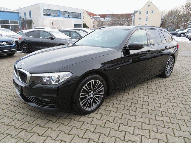 BMW 5er Touring - 520 d Sport Line*Navi*LED*PDC*18Zoll*
