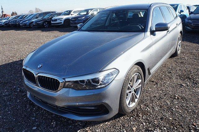 BMW 5er Touring - 525 d Sport Line*Navi*ACC*HeadUp*Leder*