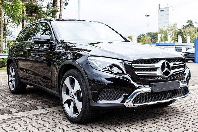 Mercedes-Benz GLC - 250 EXCLUSIVE 9G-TRONIC 4MATIC*+AMG-IN+NAVI*