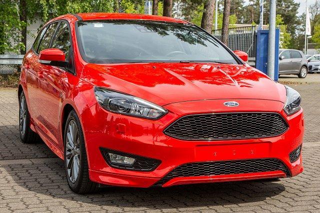 Ford Focus Turnier - ST-LINE 2.0TDCi*+TECHNOLOGIE+NAVI*