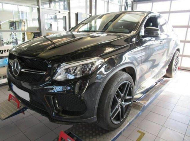 Mercedes-Benz GLE SUV - 350 d 4M Coupé AMG Sport Night