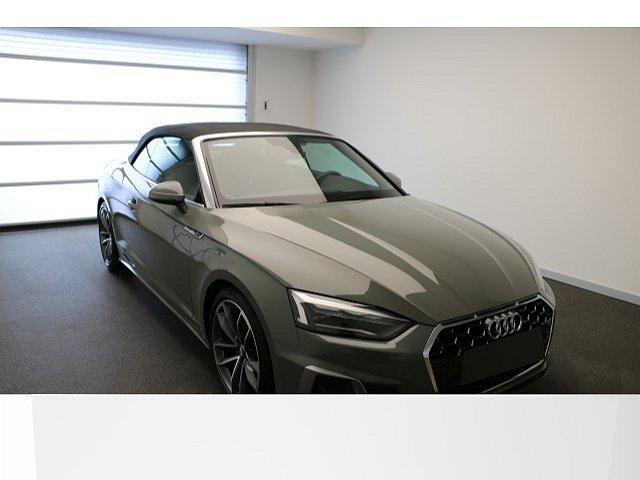 Audi A5 Cabriolet - 40 S line 2.0 TFSI (M-H) (E6 d-T)