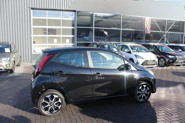 Toyota Aygo - x-shift x-play Team Deutschland Klima+Navi