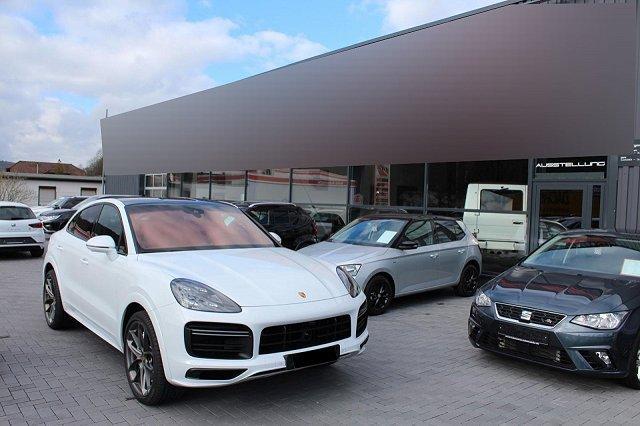 Porsche Cayenne - Turbo Coupe Tiptronic S/Leichtbau/22Zoll
