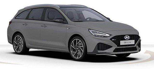Hyundai i30 Kombi - N Line AT MH*LED*Navi*Shzg*PDC*Cam