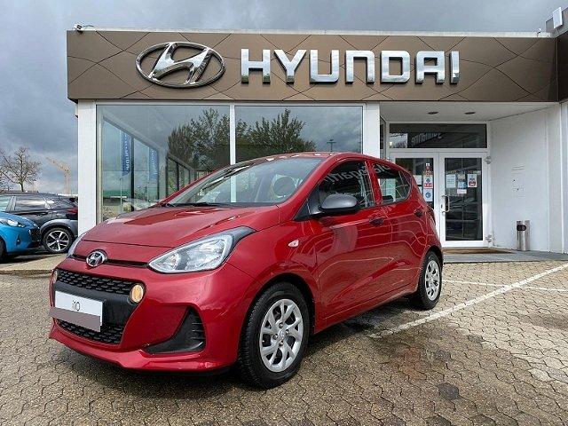Hyundai i10 - 1.0 Select KLIMA+RADIO+8xBEREIFT+GARANTIE