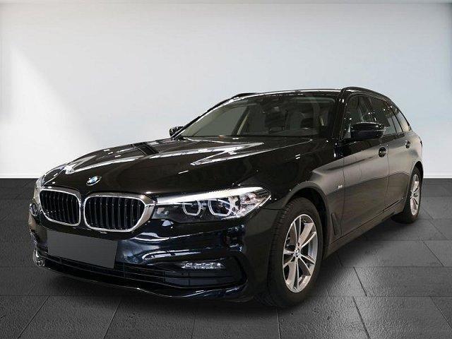 BMW 5er Touring - 520d Sport Line Aut. Navi Prof. Head-Up AHK