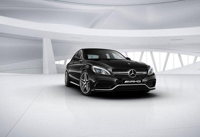 Mercedes-Benz C-Klasse AMG - C 63 S LED Navi SHZ Einparkh. Parkassist. K