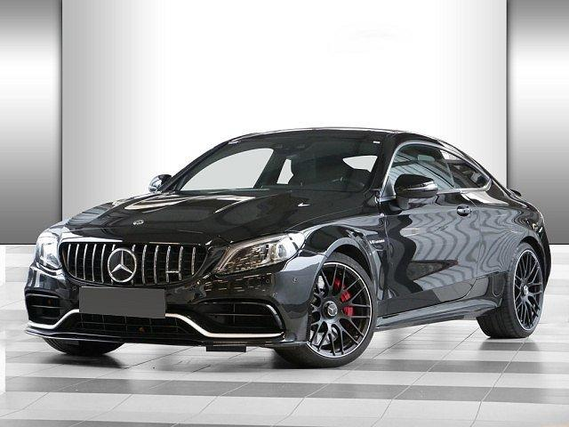 Mercedes-Benz C-Klasse AMG - C 63 S Coupe Aero Performance Vmax Abstandst