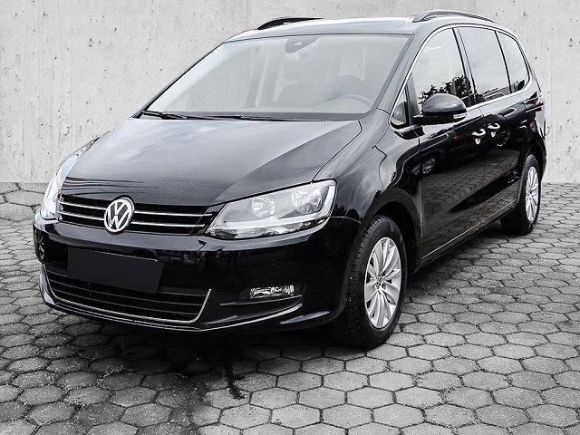 Volkswagen Sharan - 1.4 TSI DSG Comfortline 7-Sitzer NAVI CLI