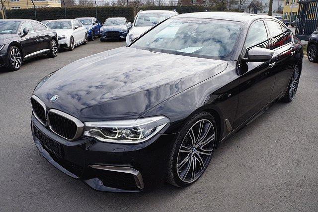 BMW 5er - M550 i xDrive*Navi Prof*HeadUp*Nappa*HK*Pano*