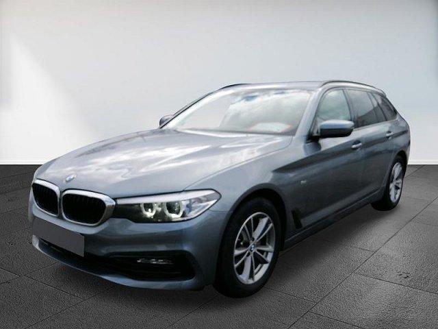 BMW 5er Touring - 520d Sport Line Aut. Navi AHK Driving Assistant Plus