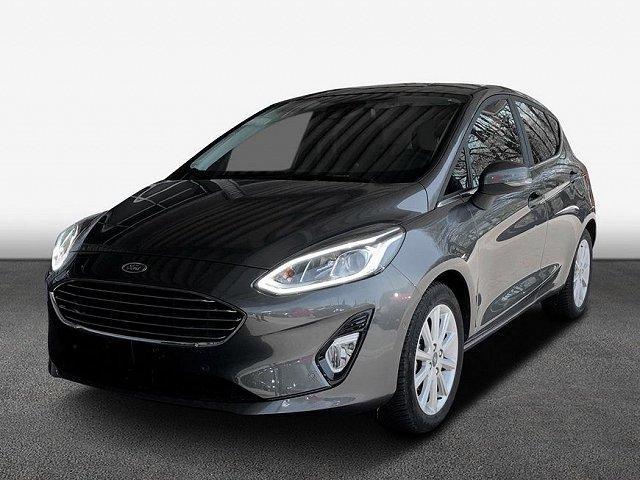 Ford Fiesta - 1.0 EcoBoost SS TITANIUM Navi RFC PDC v+h