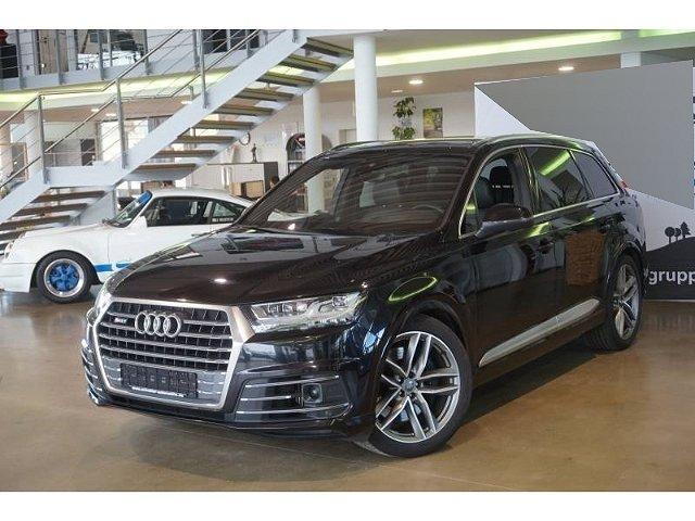 Audi SQ7 - 4.0TDI quattro 7-Sitzer Matrix-LED Navi AHK