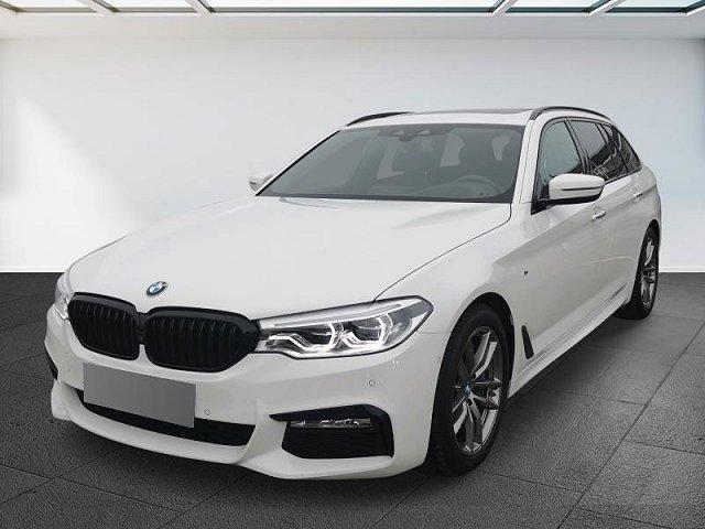 BMW 5er - 540i xDrive Touring M Sportpaket Panoramaglasdach Headup Display Komfortsize HiFi