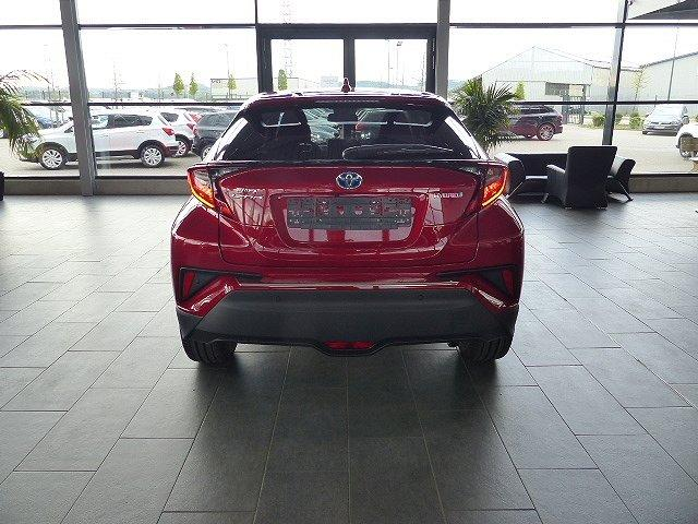 Toyota C-HR - Hybrid 1,8-l-VVT-i Kamera LED Navifunktion über MyT-APP uvm