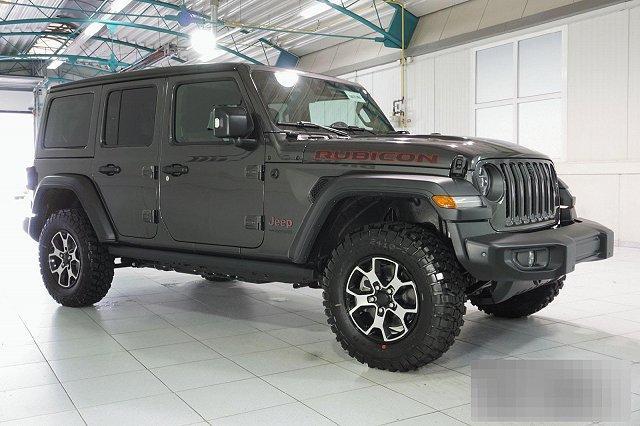 Jeep Wrangler - JL 2,0 T-GDI UNLIMITED 4WD RUBICON AUTOMATIK MJ 21
