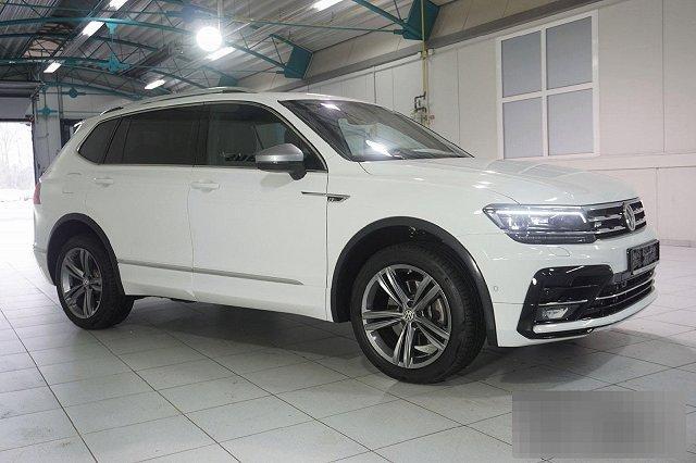 Volkswagen Tiguan Allspace - 2,0 TDI SCR 4MOTION DSG HIGHLINE R-LINE 7-SITZER NAVI LED PANO ACC LM19