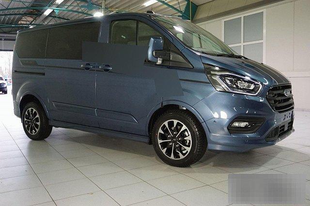 Ford Transit Custom - KOMBI 2,0 ECOBLUE AUTO. BUS 320 L1H1 VA SPORT NAVI XENON BLIS ACC LM17