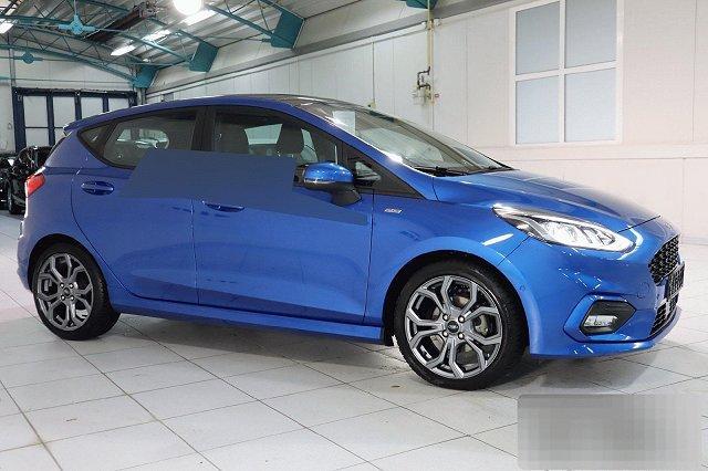 Ford Fiesta - 1,5 TDCI 5T MJ2020 ST-LINE NAVI PANO LM17
