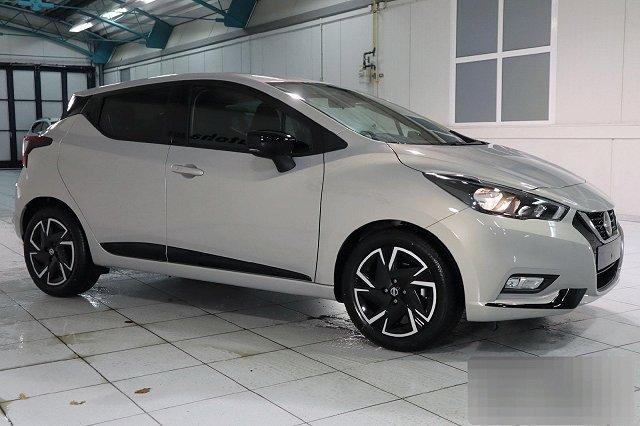Nissan Micra - 1,0 IG-T AUTO. N-DESIGN EXTERIEUR SCHWARZ