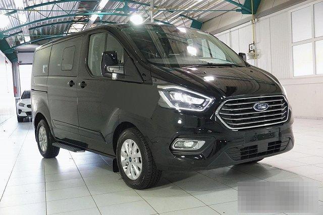 Ford Tourneo Custom - 2,0 ECOBLUE AUTO. BUS 320 L1 VA TITANIUM 9-SITZER NAVI BI-XENON LM16