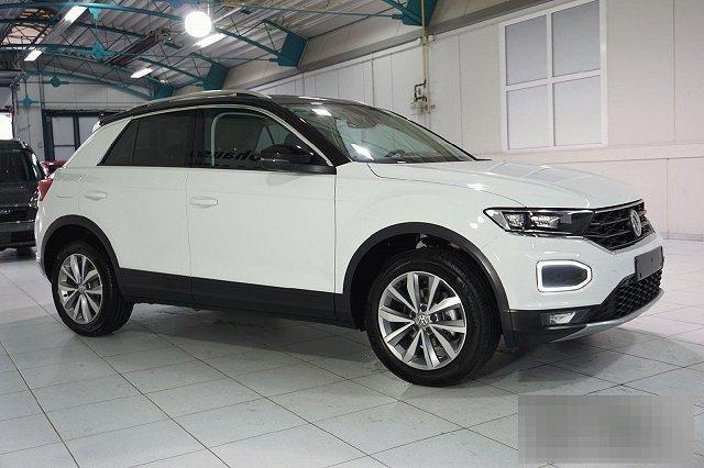 Volkswagen T-Roc - 1,5 TSI ACT OPF DSG STYLE ACC NAVI LED KAMERA PANO AHK LM17