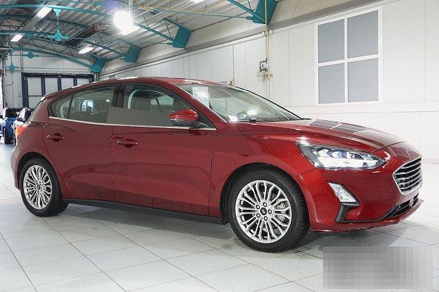 Ford Focus - 1,5 ECOBLUE 5T TITANIUM NAVI LED BO HUD LM17