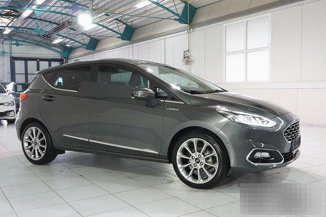 Ford Fiesta - 1,5 TDCI 5T VIGNALE NAVI LEDER BO LM17