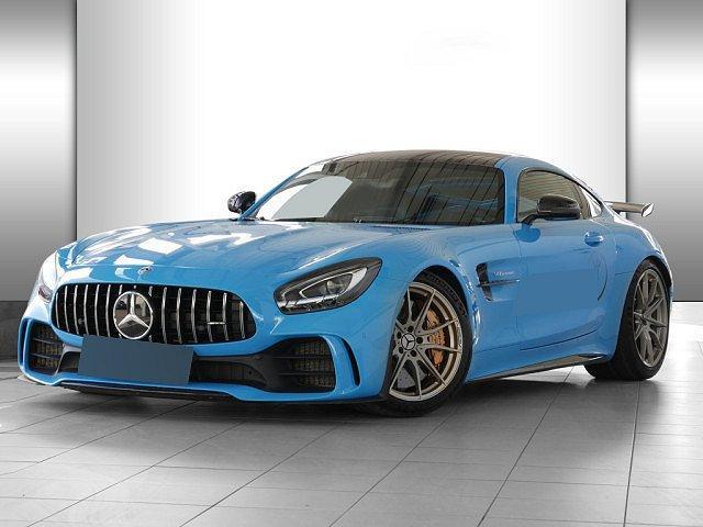 Mercedes-Benz AMG GT R - Porsche Rivierablau Track Keramik LED N