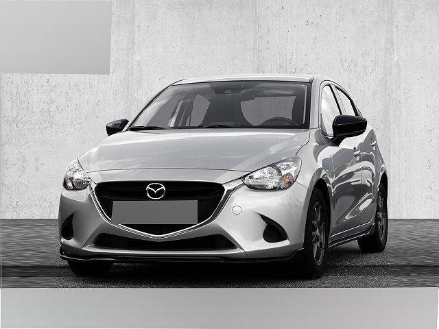 Mazda Mazda2 - 2 Red Sports Edition 1.5 SKYACTIV-G 90 Keyless Multif.Lenkrad RDC Klimaautom SHZ Temp