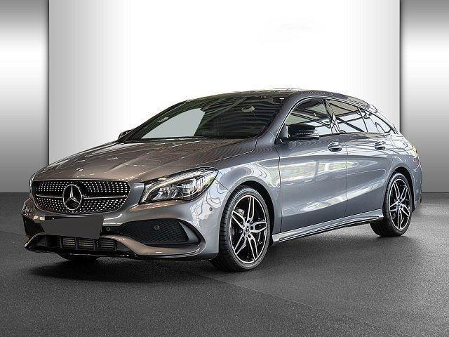 Mercedes-Benz CLA Shooting Brake - 200 SB AMG Line Night Pano LED Navi Kamera
