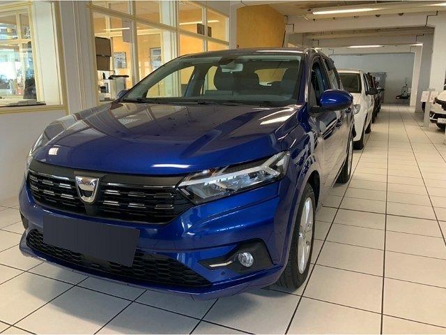 Dacia Sandero - NEW Comfort TCE 90 KLIMAAUTO+PDC VORNE UND HINTEN+KAMERA+NAVI+UVM+