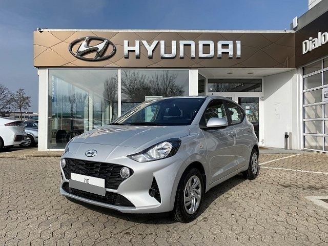 Hyundai i10 - New Select 1.0 KLIMA+RADIO+TEMPO+ZV+ALARM+BLUETOOTH