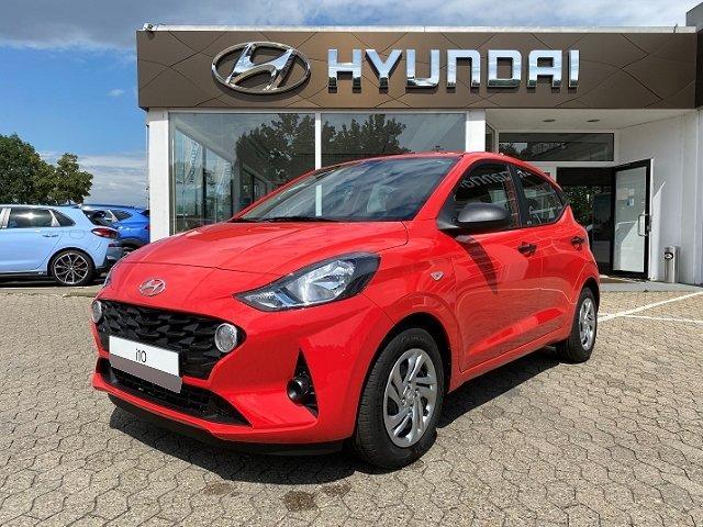 Hyundai i10 - Pure 1.0 EU6d-T TEMPO+NOTBREMS+ESP+ZV+LIMITER