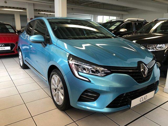 Renault Clio - V SCe75 ss LED Navi klimaut alu16 shzg P.sen S.key Prvcy Jahresreifen