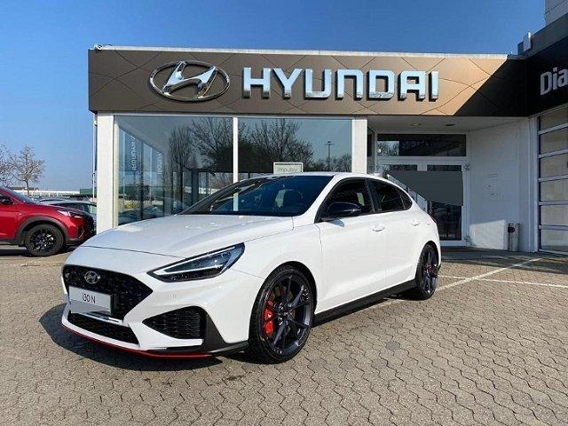 Hyundai i30 FastbackN - Fastback N Performance 280 PS DCT Navi Komfort P-Dach Querstrebe