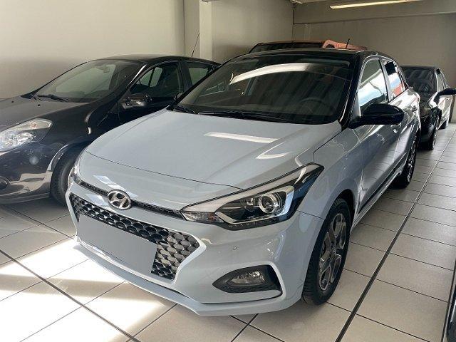 Hyundai i20 - New Facelift MJ20 1,0 TURBO Style Dach-Lackierung KAMERA+SHZ+KLIMAAUTO+