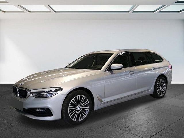 BMW 5er - 540iA xDrive Touring Sport Line Navi Prof. Standheizung ACC Head Up Display
