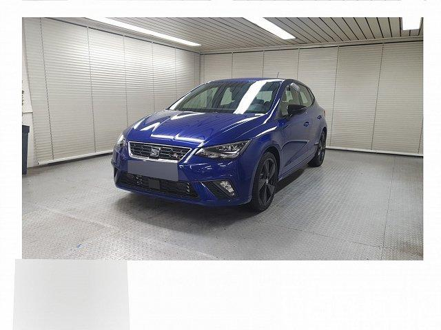 Seat Ibiza - 1.0 TSI Black Edition (EURO 6d-TEMP)