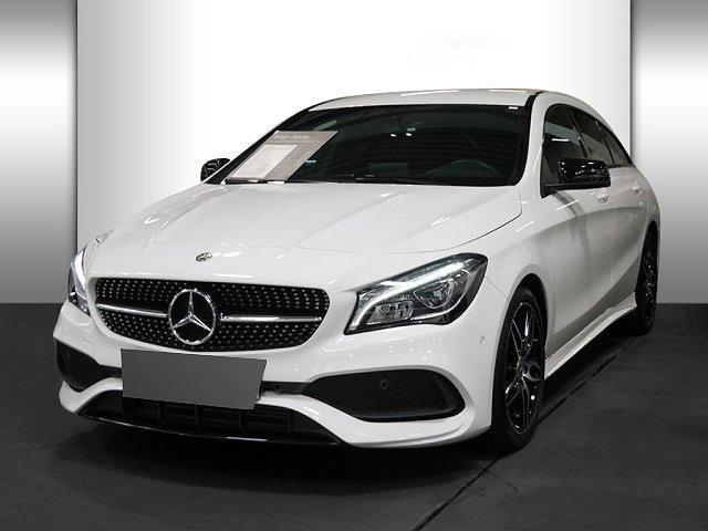 Mercedes-Benz CLA Shooting Brake - 200 SB AMG Line Night AHK LED Navi Kamera
