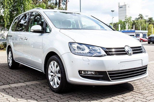 Volkswagen Sharan - HIGHLINE 2.0TDI DSG*+7SITZE+PANO+STANDHZ*