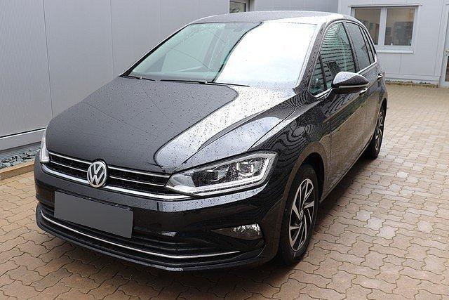 Volkswagen Golf Sportsvan - 1.6 TDI Comfortline Navi,AHK,LED