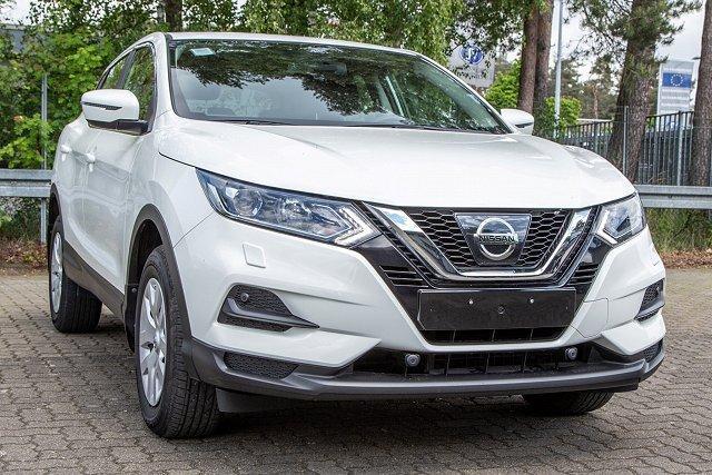 Nissan Qashqai - *VISIA* 1.5 DCI/PDC/SHZ/KLIMA/NAVI/*AHK*