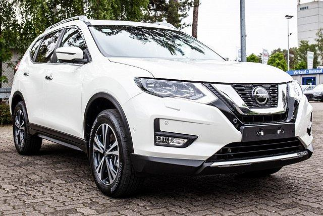 Nissan X-Trail - *N-CONNECTA*1.3 *DCT*/LED/360°/PANO/7-SIT