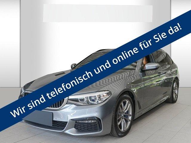 BMW 5er Touring - 530 d xDrive M Sport Park-Assistent LED Navi StandHZG Keyless ACC