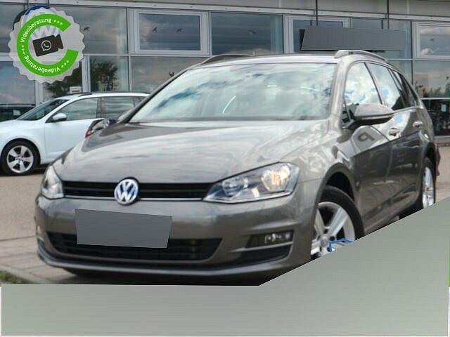 Volkswagen Golf Variant - VII 1.6 TDI DSG COMFORTLINE NAVI+BL